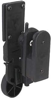 AIP IPSC Cintur?n con Fibra de carbon - AirsoftGoGo Llavero Incluido tama?o : M Negro para IPSC // Airsoft