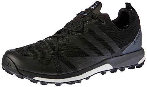 adidas Terrex Agravic Gtx, Zapatos de Senderismo para Hombre, Negro (Negbas/Negbas/Ftwbla), 41 1/3 EU (talla fabricante: 7.5 UK)