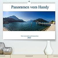 Panoramen vom Handy (Premium, hochwertiger DIN A2 Wandkalender 2022, Kunstdruck in Hochglanz): Panorama Fotos - Ungewoehnliche Blickwinkel (Monatskalender, 14 Seiten )