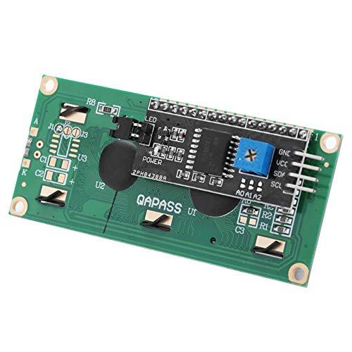 1 Stücke IIC / IC2 Schnittstelle LCD1602 LCD Display Adapterplatine Plattenmodul 5 V Monitorstromversorgung