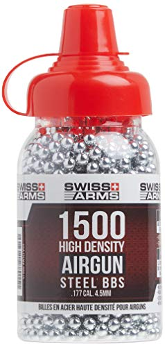 Swiss Arms 1500-Round 0.177 Steel B…