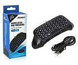 Bluetooth Tastatur für PS4 Controller Keyboard für Playstation 4 Gamepad Joypad
