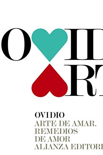 Arte de amar / Remedios de amor (El libro de bolsillo - Clásicos de Grecia y Roma)