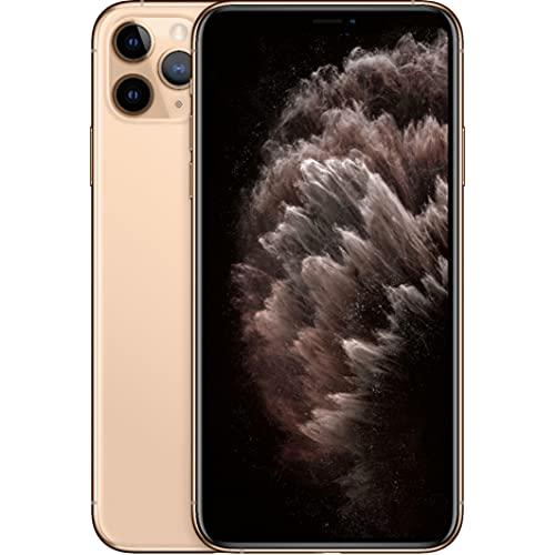 Apple iPhone 11 Pro Max 512GB - Oro - Sbloccato (Ricondizionato)