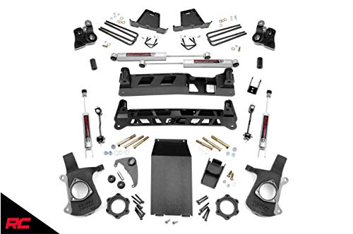 02 chevy avalanche lift kit - 9