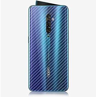 واقيات شاشة الهاتف - طبقة خلفية من ألياف الكربون لجهاز رينو 2 Z ACE 10X R17 Pro A9 A9X A11X واقي شاشة خلفي 3D شفاف ناعم (ل...