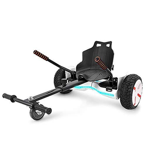 YAHAO Hoverboard Go Kart accesorio ajustable Hoverboard Carro para scooter eléctrico inteligente...