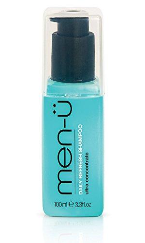 men-ü Shampoing Hydratant Cheveux Secs/Fragiles 100 ml