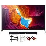 Sony XBR55X950H 55' X950H 4K Ultra HD LED TV (2020) with Deco Gear Soundbar Bundle