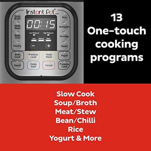 Instant Pot Duo Mini 3qt Cuisinière à pression programmable multi-usages 7-en-1, - 4