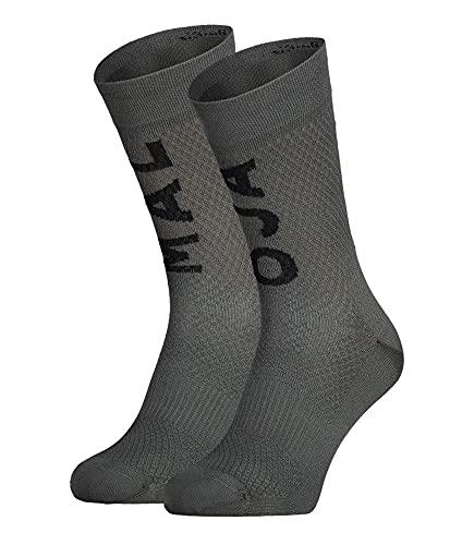 Maloja Schaumkrautm. Socken Blau, Laufsocken, Größe EU 43-46 - Farbe Night Sky