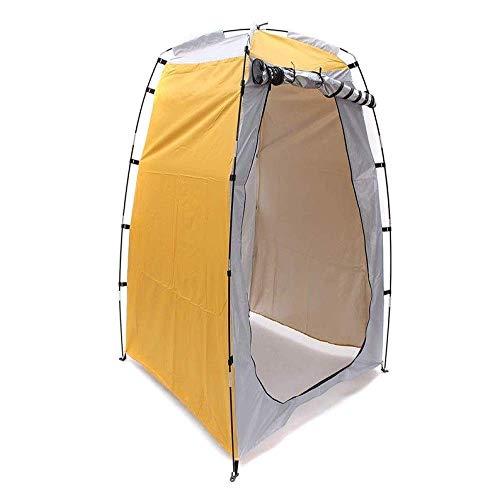 YBB-YB Tienda de campaña YankimX para baño al aire libre, para baño, portátil, cálida, para pesca, camping, 120 x 120 x 190 cm