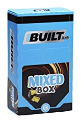 MIXED BOX - The perfect choice for the undecided. A mixed box with 1 of each of the following flavors: Coconut - Banana Nut Bread - Mint Brownie - Cherry Barcia - Salted Caramel - Double Chocolate - Orange - Coconut Almond - Raspberry - Peanut Butter...