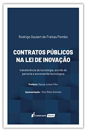 Contratos Públicos Na Lei De Inovação - 2020