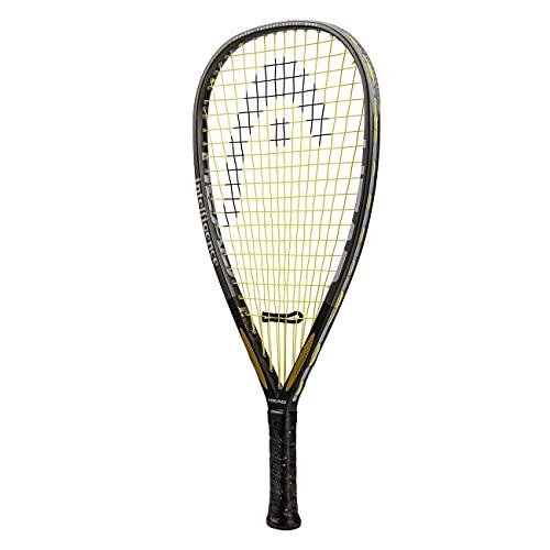 HEAD Intelligence I.165 Racquetball Racket - Pre-Strung Head Heavy Balance Racquet