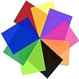 Filtros de Colores,Transparente Filtros,Colores Transparente Filtros,Filtro de Luz,Filtro de Gel,Filtro de Corrección de Color,filtro color iluminación,Kit de filtros de Colores