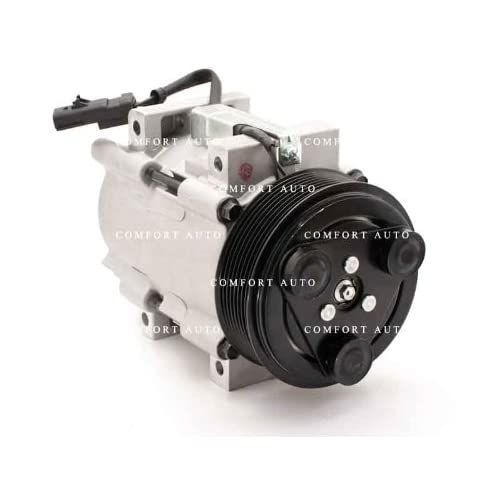 Amazon.com: 2006 - 2009 Dodge Ram 2500 3500 Diesel New A/C AC Compressor With 1 Year Warranty: Automotive