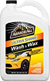 Armor All Car Wash & Wax Bottle, Cleaning for Cars, Truck, Motorcycle, Ultra Shine, 1 Gallon, 19268