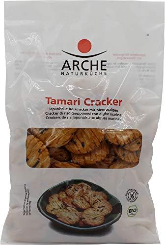 Arche Reis-Cracker mit Tamari (80 g) - Bio