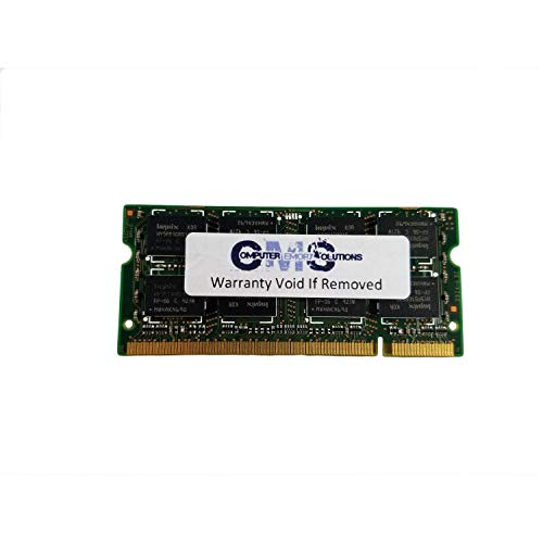 Price comparison product image 2Gb (1X2Gb) Ram Memory Compatible with Asus / Asmobile Eee Pc T91Mt Ddr-Pc5300 Sodimm by CMS A38