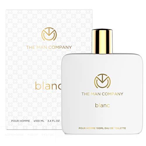 The Man Company Premium Eau De Toilette (Perfume) For Men - Blanc (100 Ml) | Made in India
