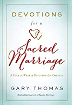 Devotions for a Sacred Marriage: A Year of Weekly Devotions for Couples PDF