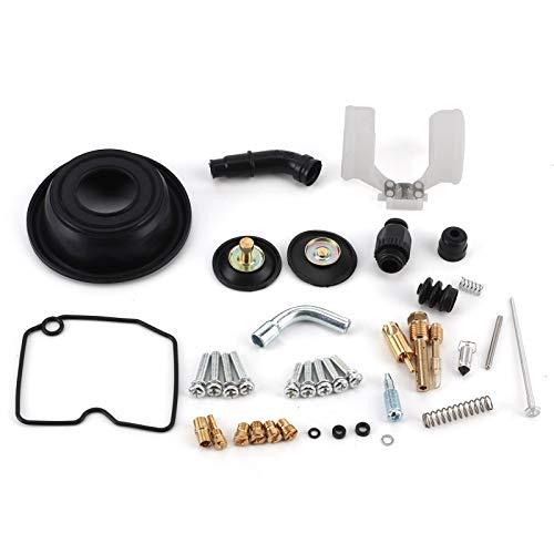 Sostituzione del carburatore, kit di ricostruzione del carburatore per moto Riparare le parti di riparazione adatte per le parti di ricambio Ka-wasaki Vulcan VN800 / VN400