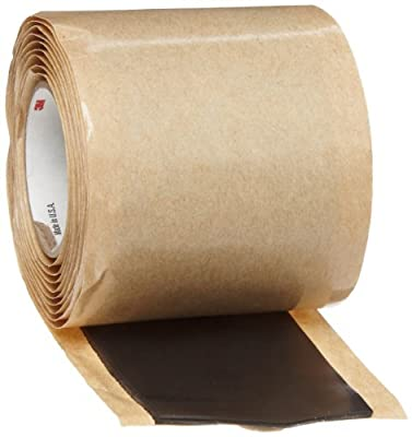 Scotch Cable Jacket Repair Tape 2234, 2 in x 6 ft, Black (7000006227)