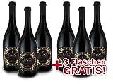 Torrevento 1° Passo Appassimento Rosso IGT - Italien-Apulien Vorteilspaket 6 für 3 (6x 0,75l) Rotwein trocken