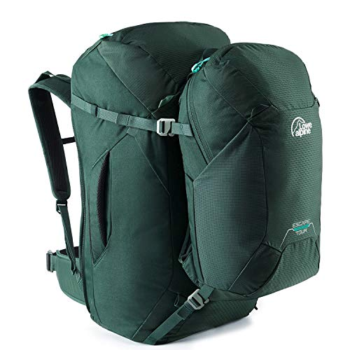 Lowe Alpine Escape Tour ND50+15 Backpack Women nettle 2021 outdoor daypack