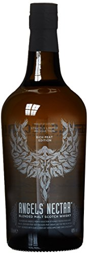 Angels` Nectar Blended Malt Whisky Rich Peat Edition (1 x 0.7 l)
