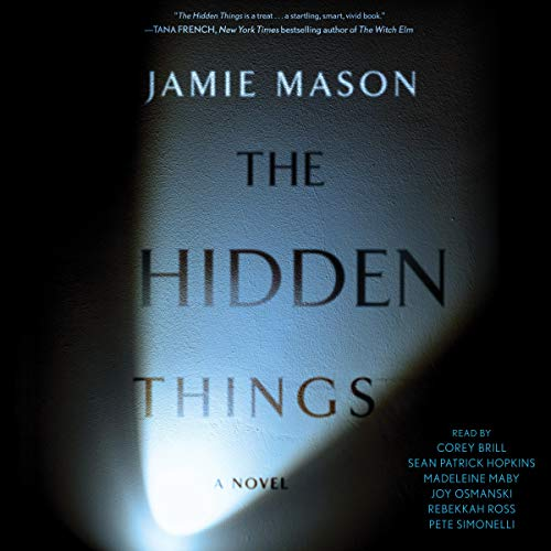 Couverture de The Hidden Things