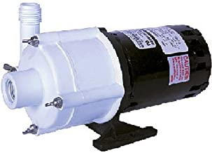 Little Giant 580002 2-MD Magnet Drive Pump 1/30 Hp 510GPH 6' Cord 115V