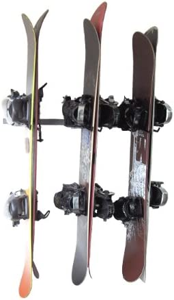 Monkey Bar Storage 6 Snowboard Wall Rack product image
