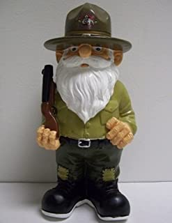 FOREVER United States Marines Corp Military Garden Gnome
