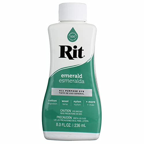 2 X Rit Liquid Dye, Emerald Green