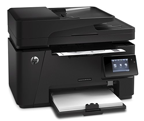 Find Discount HP Laserjet Pro M127fw Wireless All-in-One Monochrome Printer, (CZ183A)