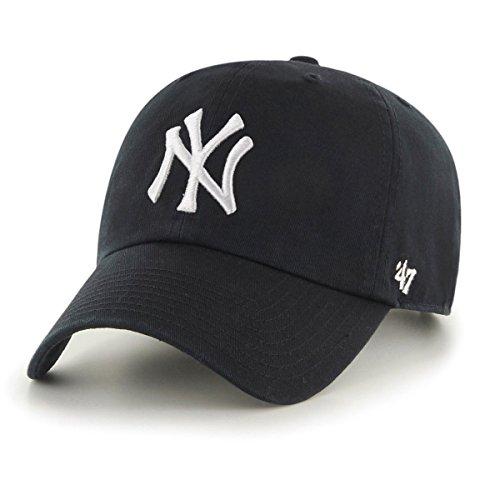 ´47 Brand MLB New York Yankees Clean Up Cap - Black