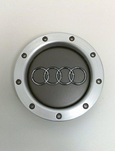 Tapa de buje del Centro de rueda de Audi A4 A6 Quattro RS6 TT AllRoad 18