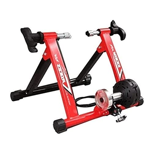 bici mtb Soporte portátil Trainer bicicletas bici de múltiples funciones Trainer for Montar cubierta formación de Red adecuados for las bicicletas de carretera con 24-28 pulgadas Bicicletas Ruedas Y M