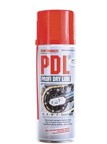 PROFI DRY LUBE - trockene Kettenschmierung, 400ml - Kettenspray