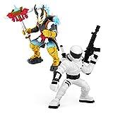 Fortnite Paquete dúo - 2 Figuras de la colección Battle Royale - Overtaker y Taro