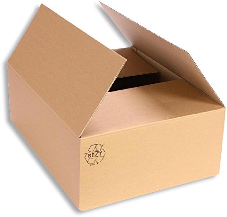 Faltkarton 530 x 370 x 600 mm , 75 Stück B00TA1ZWRG | Elegante Und Stabile Verpackung