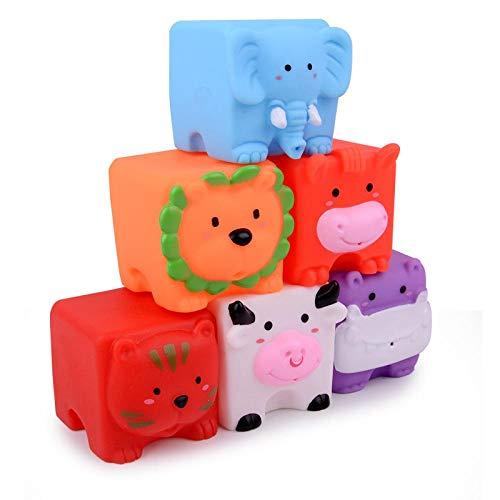 MENGYUAN 3 juegos de juguetes de baño, juguetes de pulverización de agua para baño de bebé
