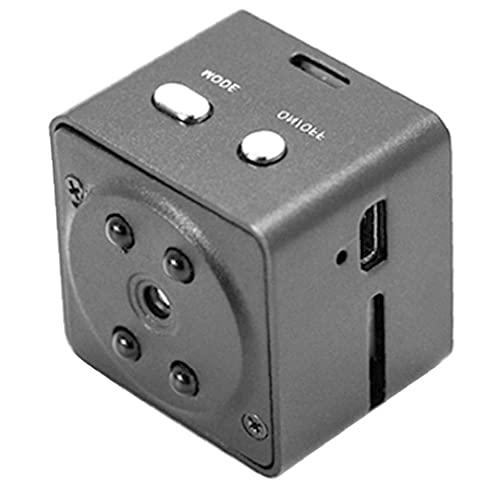 MaylFre Mini cámara de la cámara HD 1080P A7 pequeña videocámara de la cámara de grabación DVR inalámbrico de detección de Movimiento al Aire Libre Deportes, Mini cámara