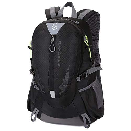 LILINSS 902-134-321 - Mochila de senderismo, color negro