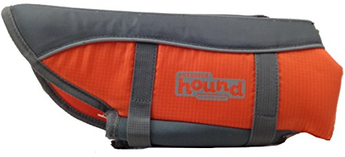 Outward Hound Kyjen Designer Pet Saver Life Jacket, Small, Orange