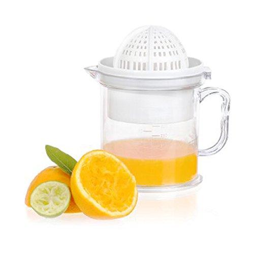 Lemon Press Multi-functional Mini Fruit Juicer w/ Measuring Cup (Random Delivery)