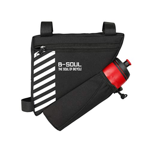 Byqny Multifunktionale Fahrrad Gepäckträgertasche,Fahrradtasche Fahrrad Sitz Fahrradtaschen Gepäckträger Wasserdicht Sitz Tasche MTB Rennrad Rack Carrier