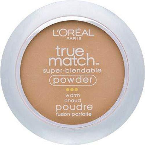 L'Oreal True Match Powder, Natural Beige [W4], 0.33 oz